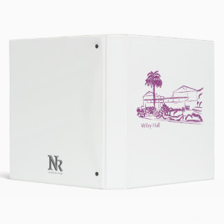 Wiley 3 Ring Binder