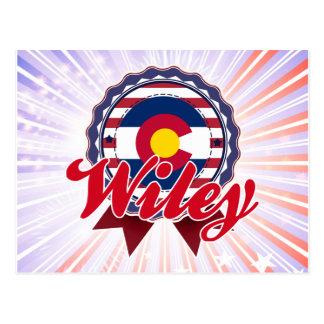 Wiley, CO Tarjetas Postales