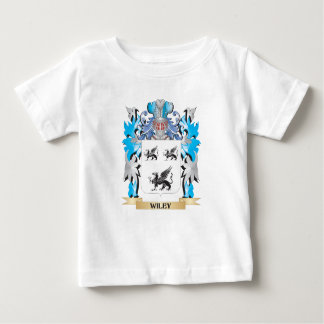 Wiley Coat of Arms - Family Crest T Shirt