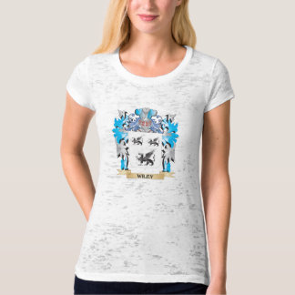 Wiley Coat of Arms - Family Crest Tshirt
