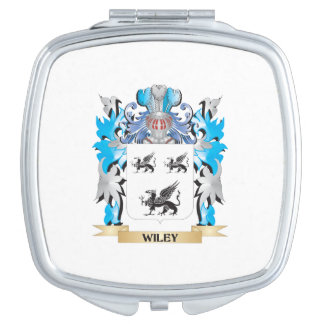 Wiley Coat of Arms - Family Crest Vanity Mirrors