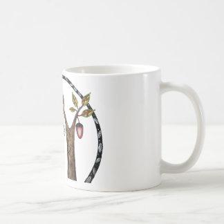 Wiley is a fox coffee mug