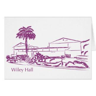Wiley Felicitación