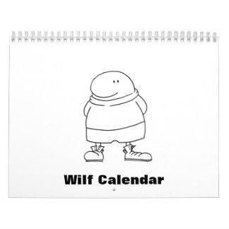 Wilf Calendar