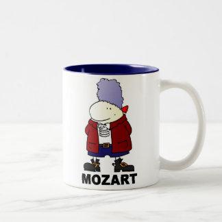 Wilf Mozart Two-Tone Coffee Mug