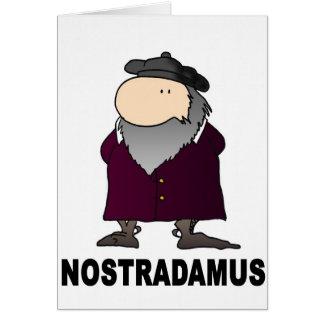 Wilf Nostradamus Card