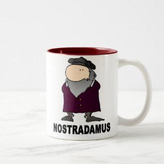 Wilf Nostradamus Two-Tone Coffee Mug