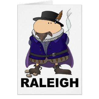 Wilf Raleigh Tarjeta De Felicitación