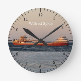 Wilfred Sykes clock