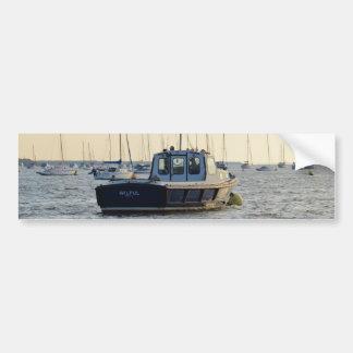 Wilful RBYC Car Bumper Sticker