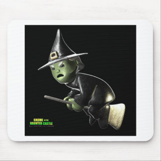 Wilga Witch Mouse Pad