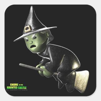 Wilga Witch Stickers