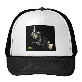Wilga Witch Trucker Hat