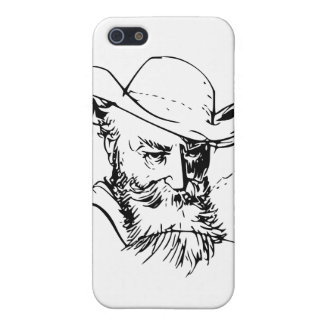 Wilhelm Busch Self Portrait iPhone 5 Cases
