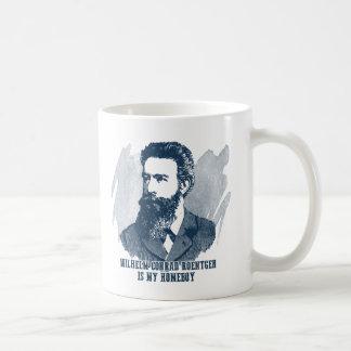Wilhelm Conrad Roentgen Is My Homeboy Coffee Mug