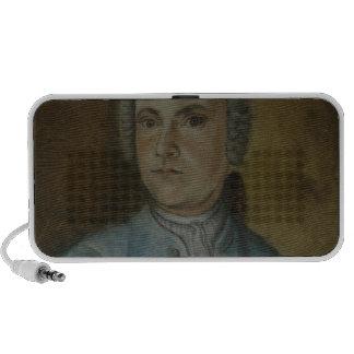 Wilhelm Friedemann Bach, c.1733 Speaker