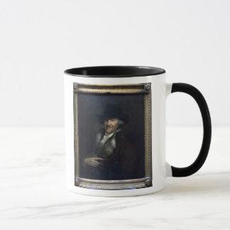 Wilhelm Friedemann Bach, c.1760 Mug