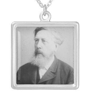 Wilhelm Liebknecht Colgante Cuadrado