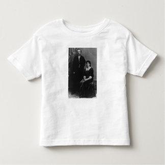 Wilhelm Liebknecht y Eleanor Aveling Tee Shirts