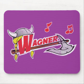Wilhelm Ricahrd Wagner - German Composer Musician Mouse Pad