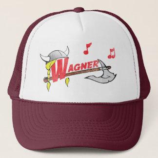 Wilhelm Ricahrd Wagner - German Composer Musician Trucker Hat