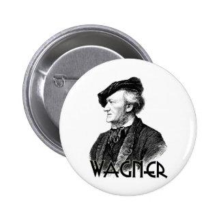 Wilhelm Richard Wagner Pins