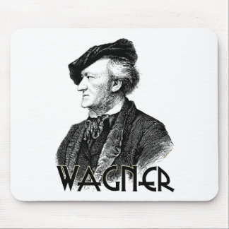 Wilhelm Richard Wagner Mouse Pads