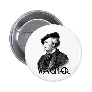 Wilhelm Richard Wagner Pin