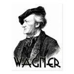 Wilhelm Richard Wagner Postal