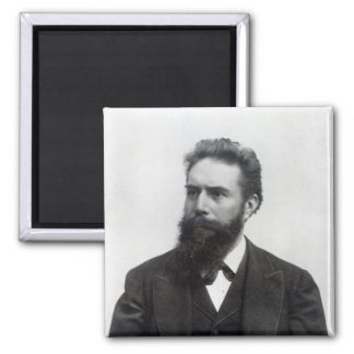 Wilhelm Rontgen Imán Cuadrado