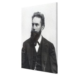 Wilhelm Rontgen Impresiones En Lona Estiradas