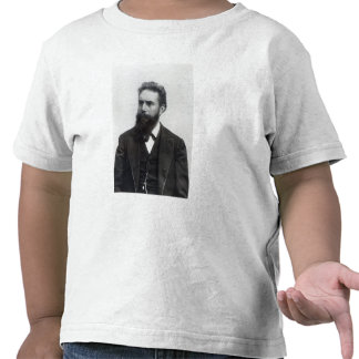 Wilhelm Rontgen Tshirts