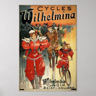 Wilhelmina completa un ciclo la publicidad de la b impresiones