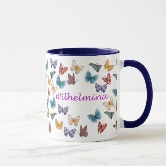 Wilhelmina Mug