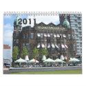 Wilhelminakade calendar