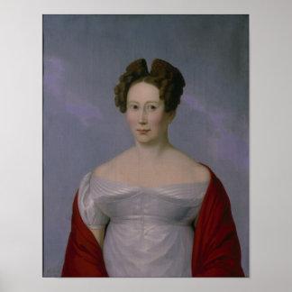 Wilhelmine Luise von Bismarck Poster