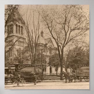 Wilkes-Barre Pa. Print