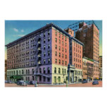 Wilkes Barre Pennsylvania Sterling Hotel Posters
