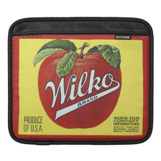 Wilkko vintage brand iPad sleeves