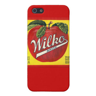 Wilko Brand Apples Case For iPhone SE/5/5s