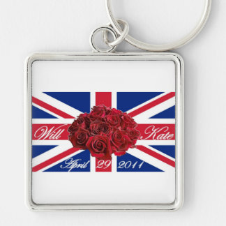 Will and Kate 2011 Limited Edition Commemorative Keychain