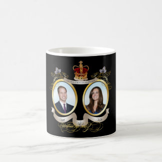 will and kate/DIY background color Coffee Mug