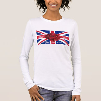 Will and Kate Long Sleeve T-Shirt