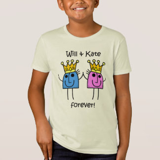 Will and Kate T-Shirt