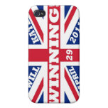 Will and Kate Winning Wedding iPhone 4 Covers