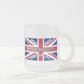 Will and Kate Winning Wedding Coffee Mugs