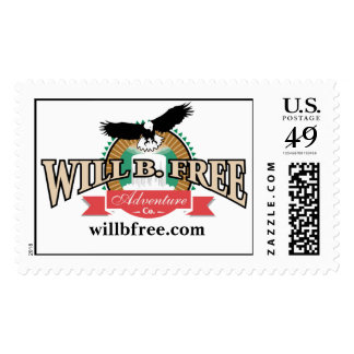 Will B Free Adventure Company Stamps