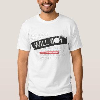 Will Boy humble mumble Shirt