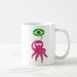 Will Brazil win the next World Cup? Coffee Mug