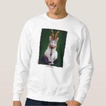 "Will Bullas Christmas shirt ""tiny reincat"""